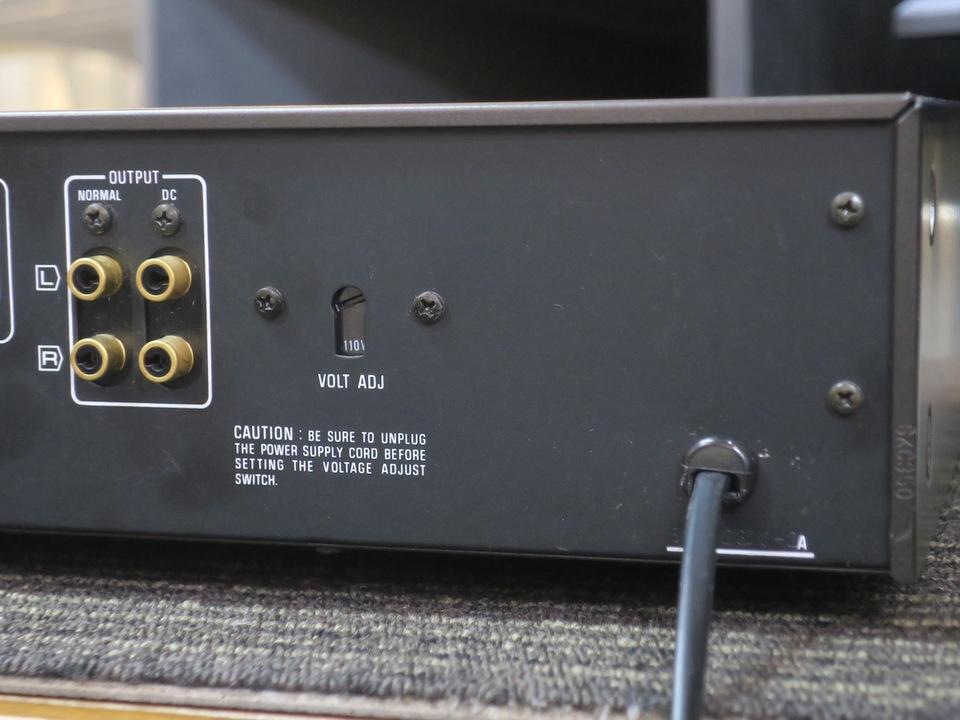 SU-A6 Technics 画像