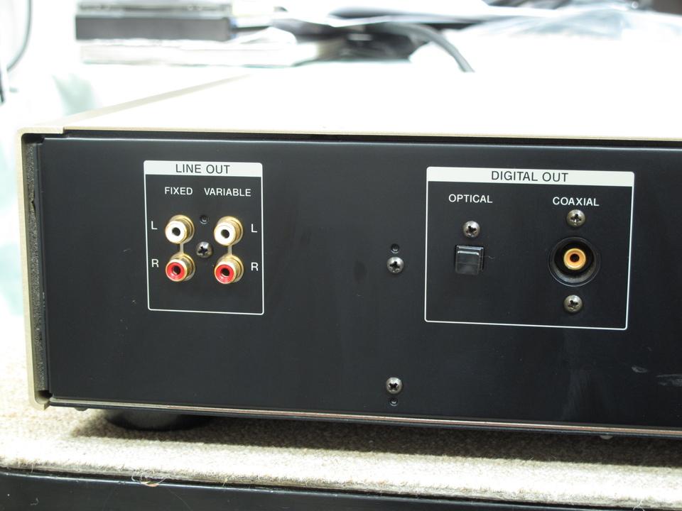 CDP-XA50ES SONY 画像