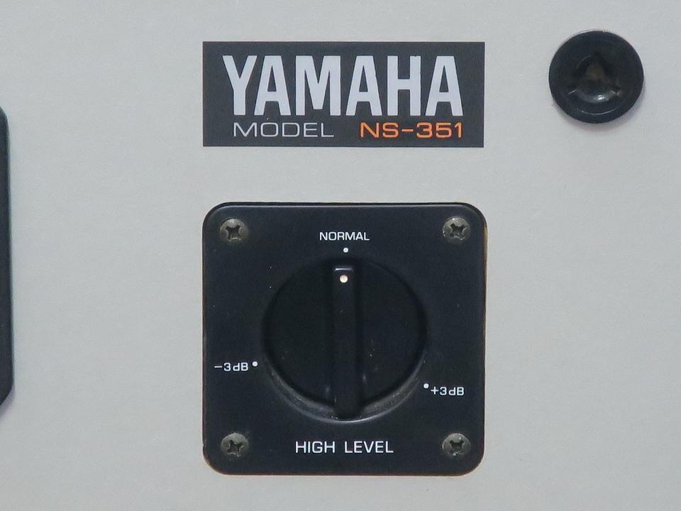 NS-351 YAMAHA 画像