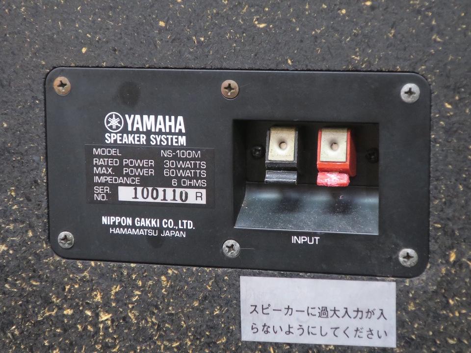 NS-100M YAMAHA 画像