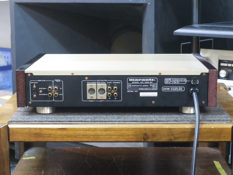 CDA-94 marantz 画像