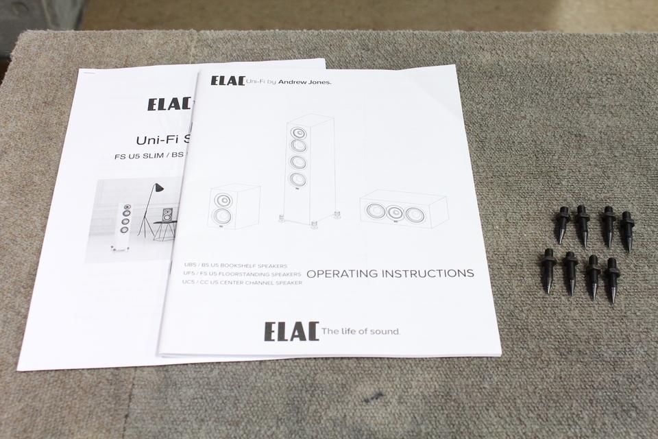 BS U5 SLIM ELAC 画像