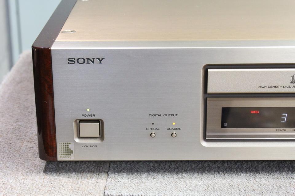 CDP-R3 SONY 画像