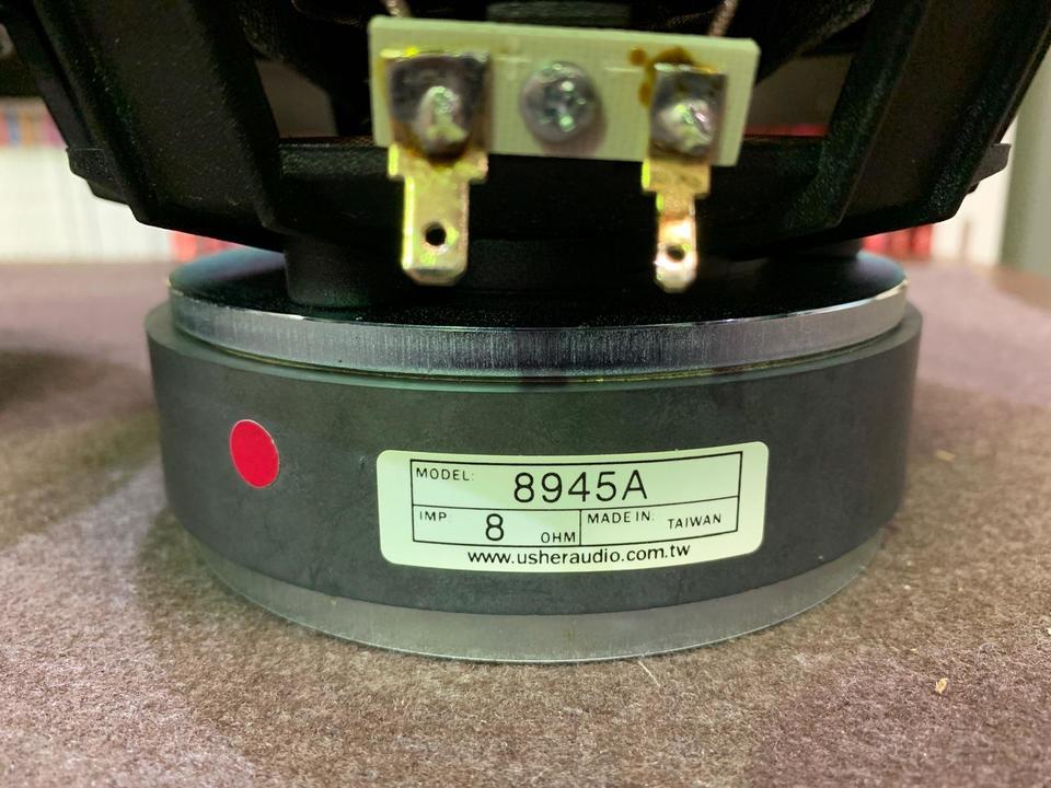 8945A usher audio 画像