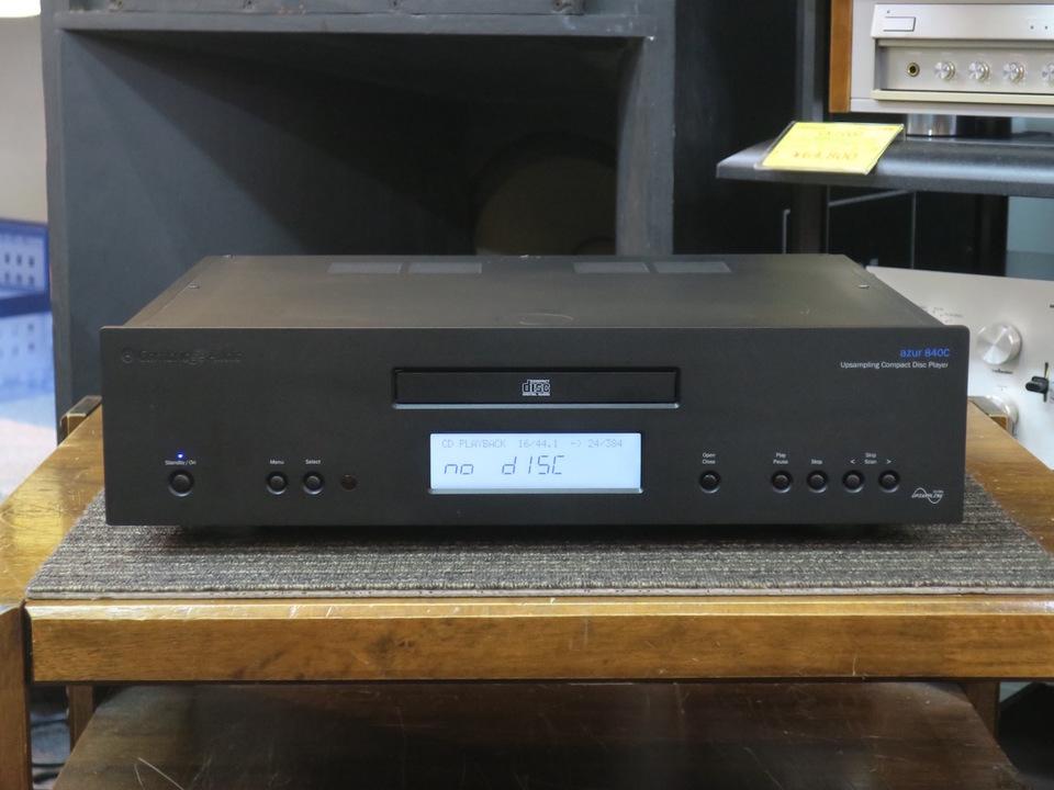 Azur 840C Cambridge Audio 画像