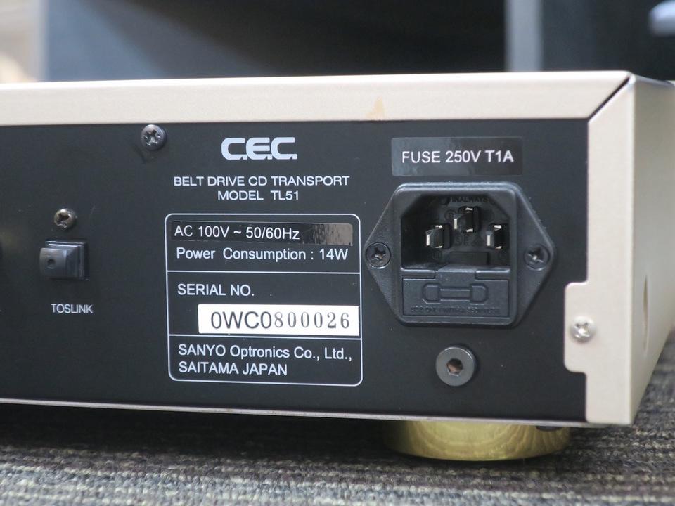 TL51 CEC 画像