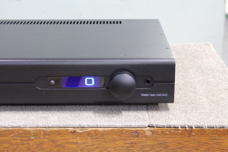 STELLAR GAIN CELL DAC PS AUDIO 画像