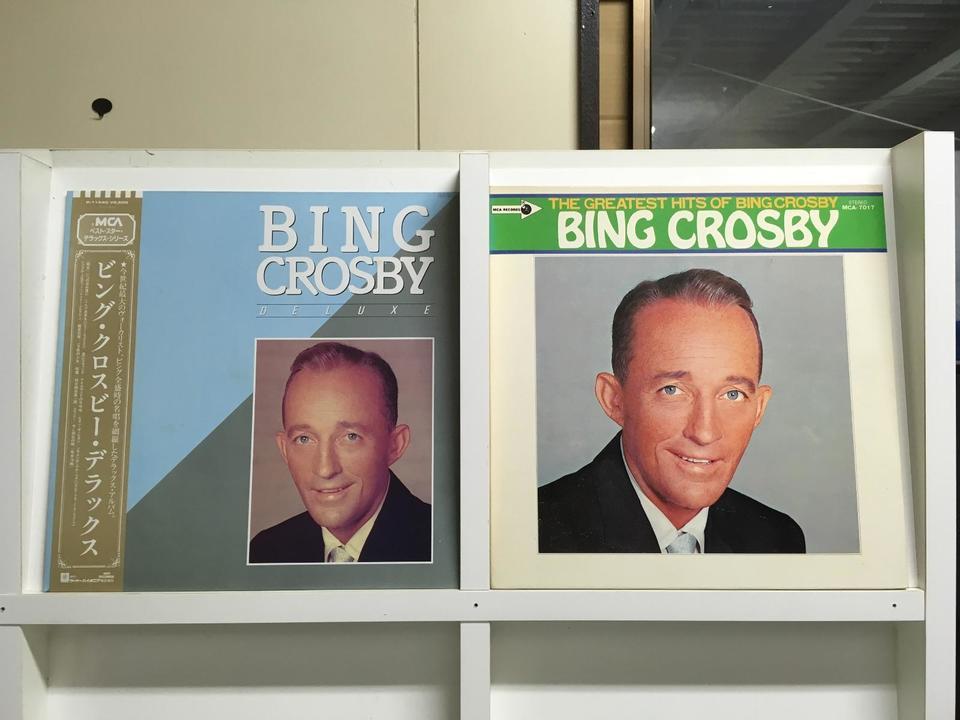 ビング・クロスビー5枚セット  画像
