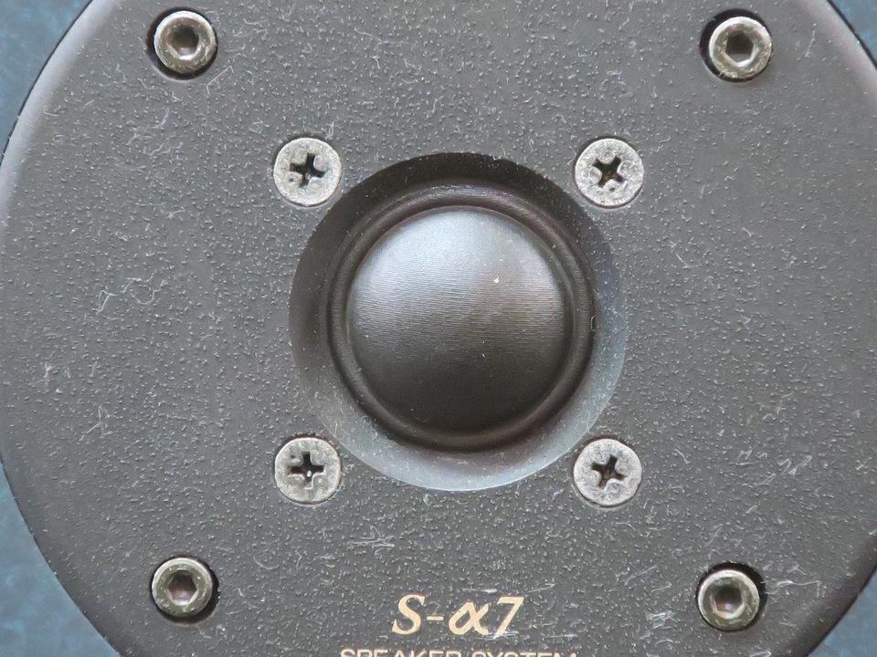 S-α7 SANSUI 画像