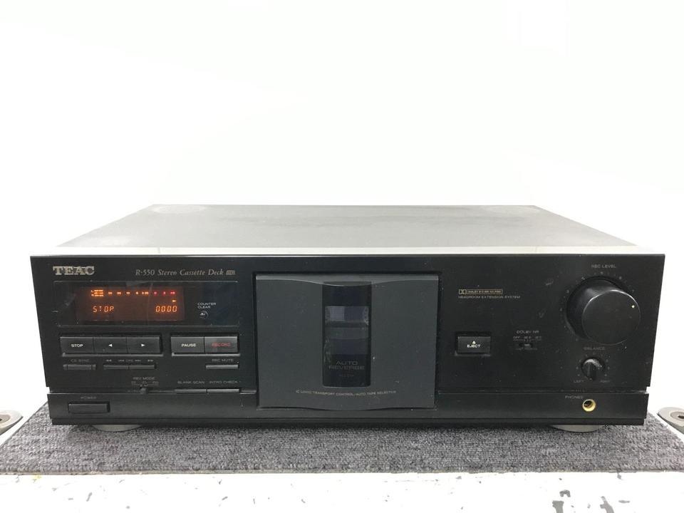 R-550 TEAC 画像