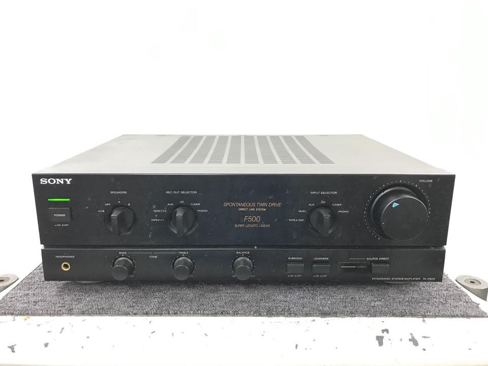 TA-F500 SONY 画像