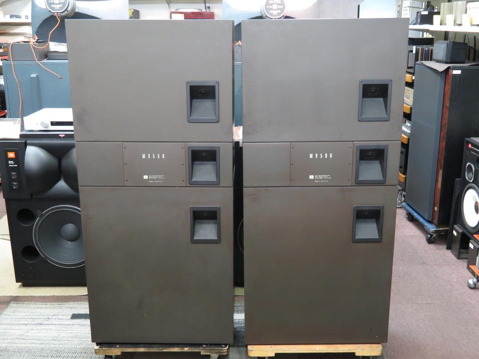 M9500+M9500X JBL 画像