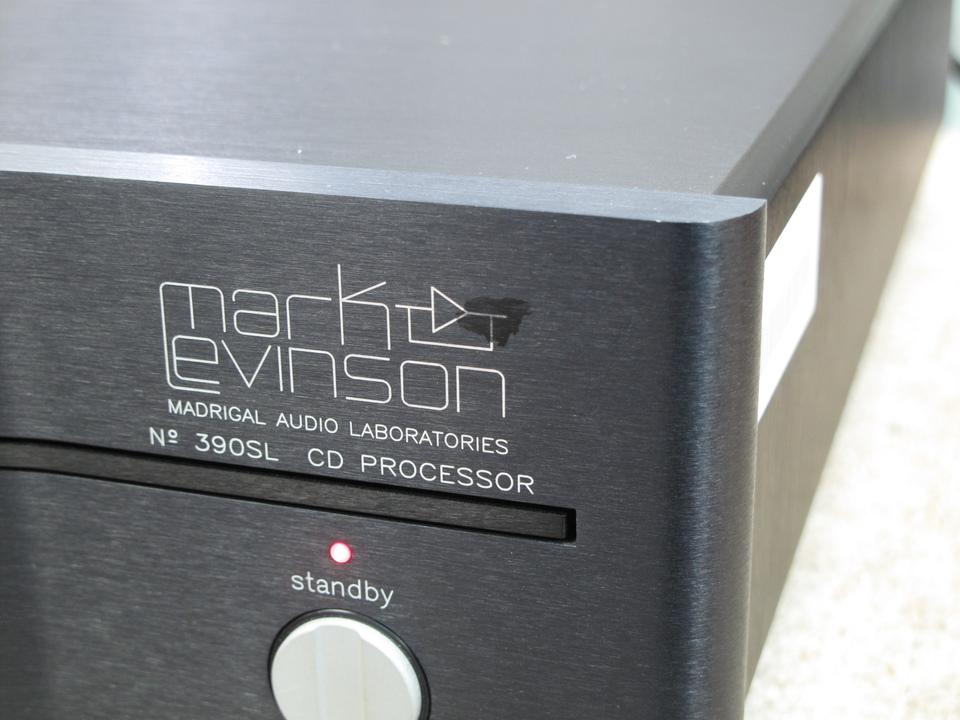 No.390SL Mark Levinson 画像