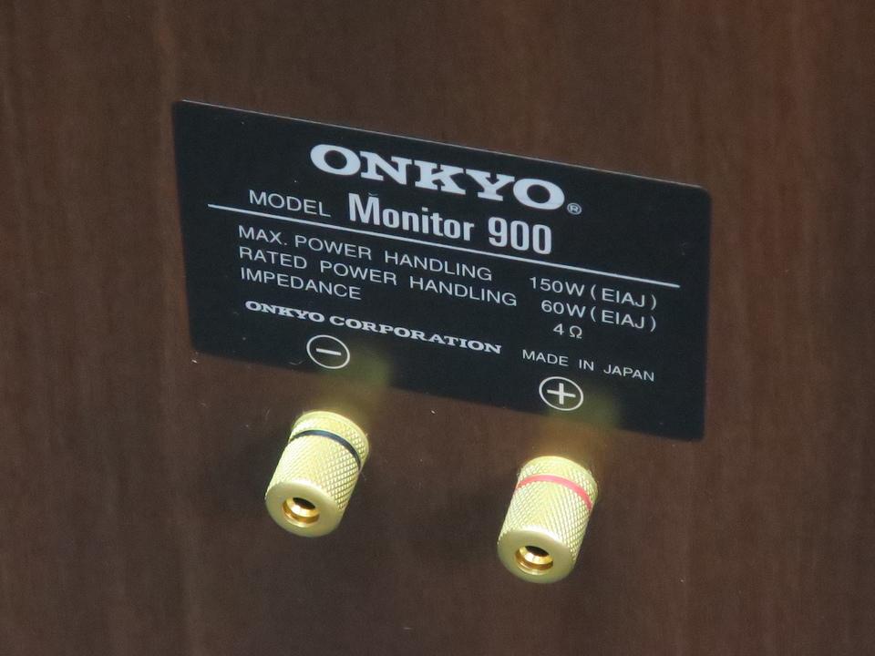 Monitor 900 ONKYO 画像