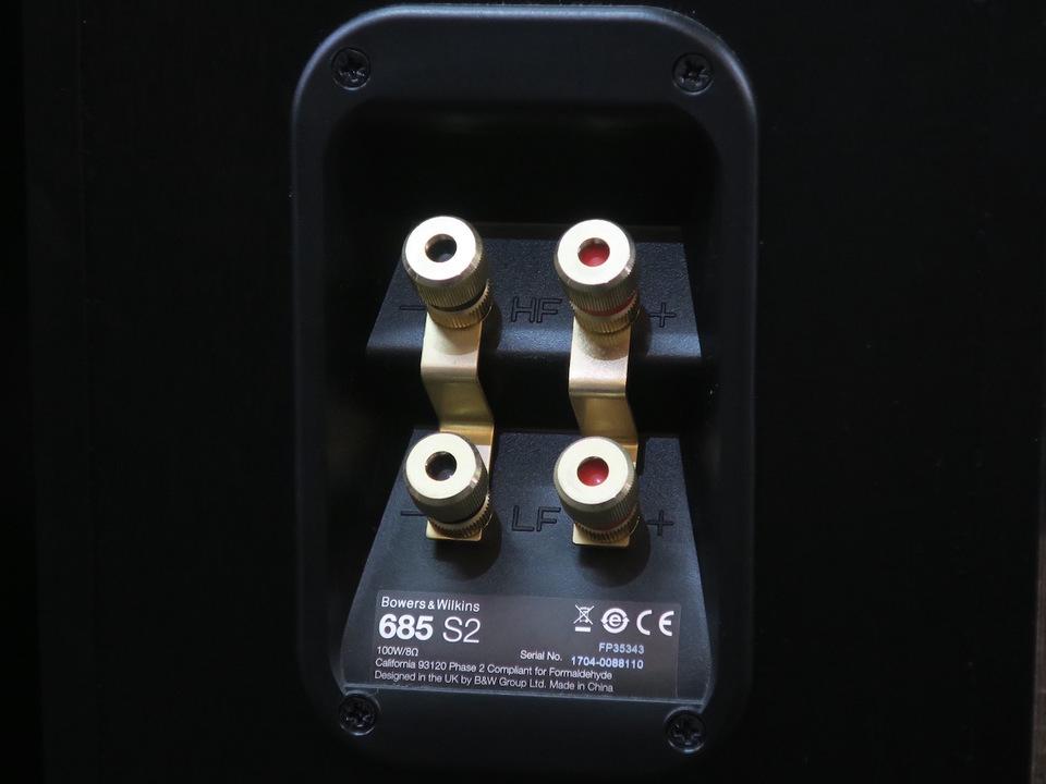 685S2 B&W 画像