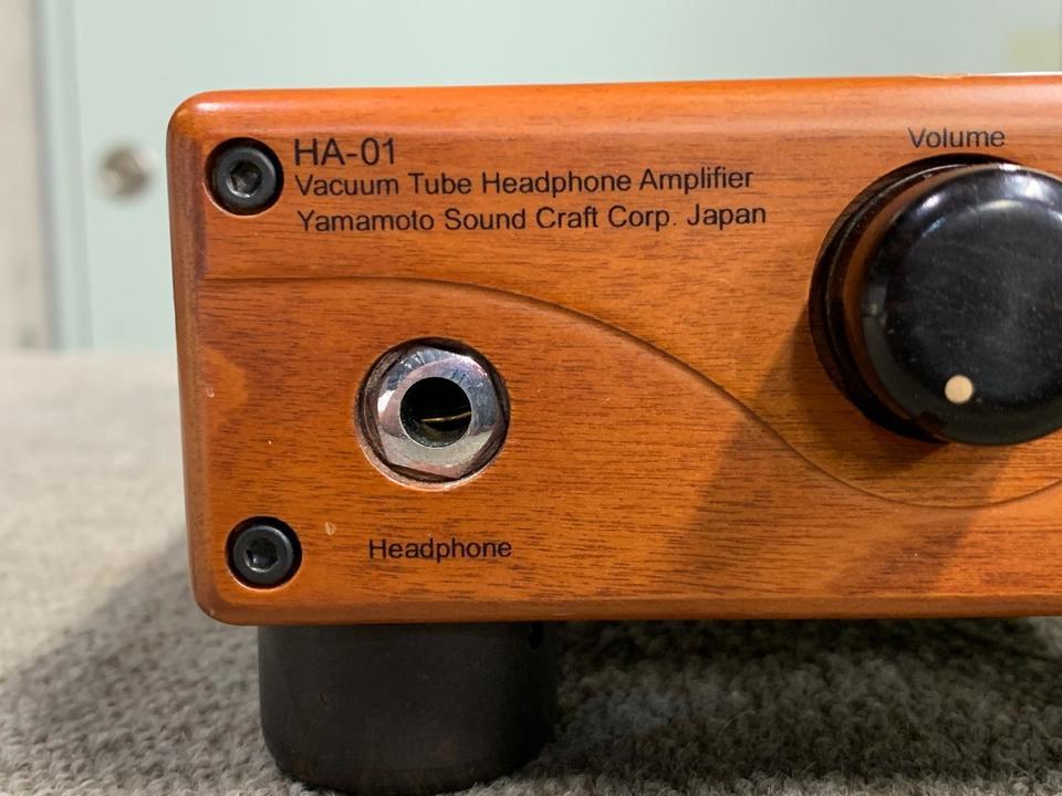 HA-01 山本音響工芸 画像