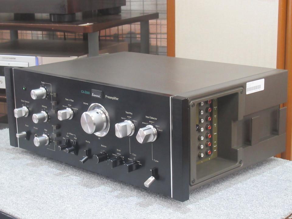CA-2000 SANSUI 画像