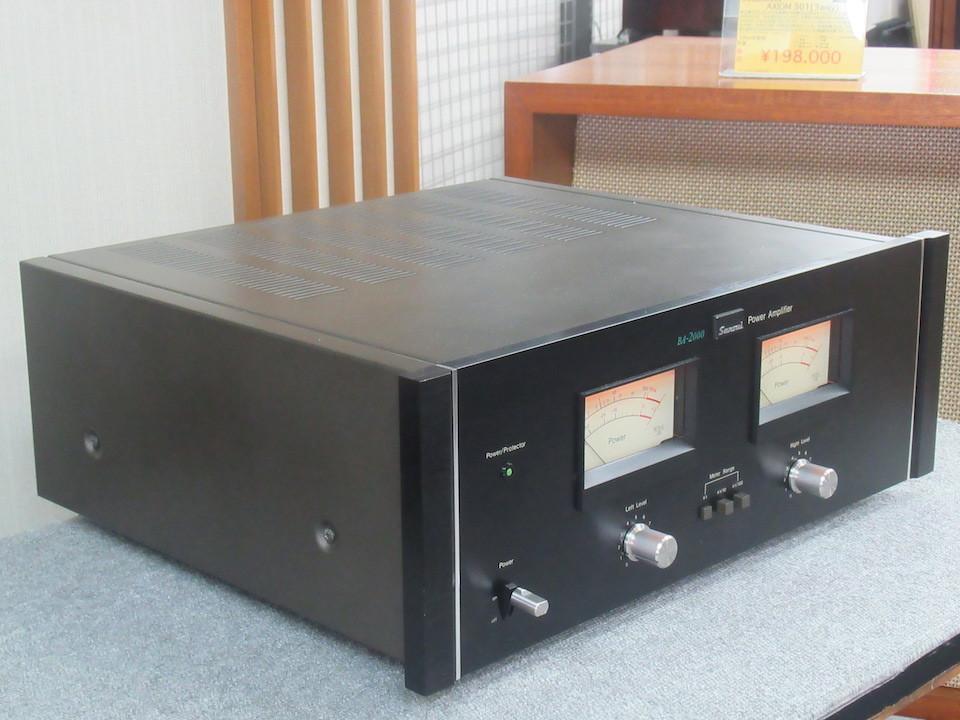 BA-2000 SANSUI 画像