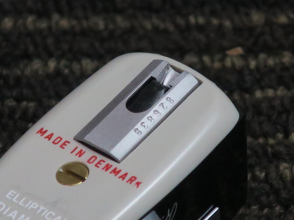 SPU Meister Silver GE MK2 ortofon 画像