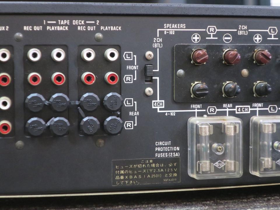 SU-4100 Technics 画像