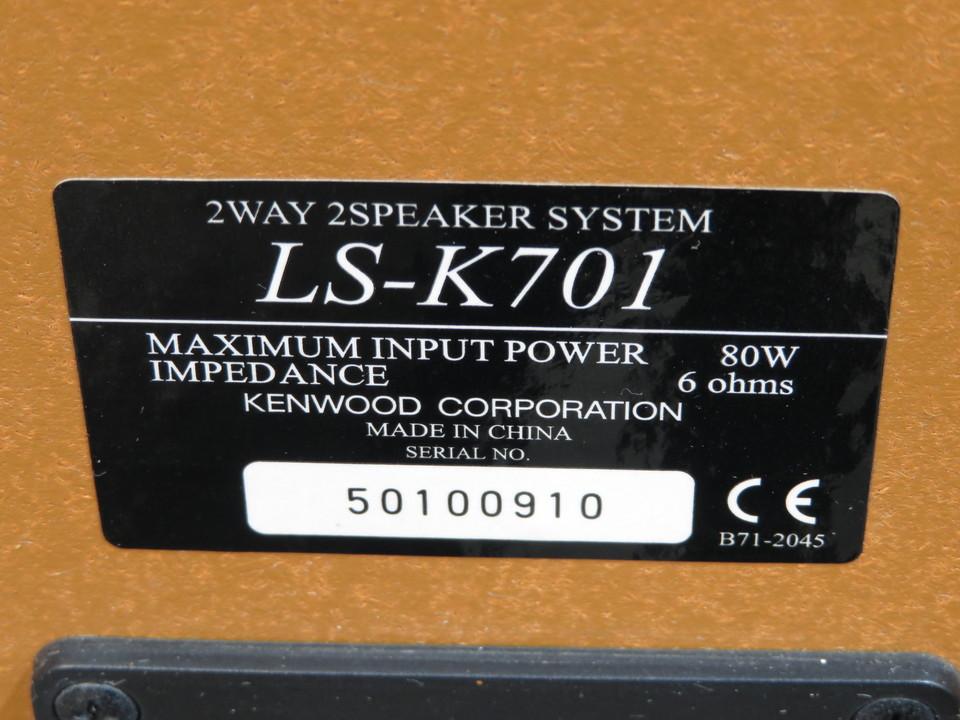 LS-K701 KENWOOD 画像