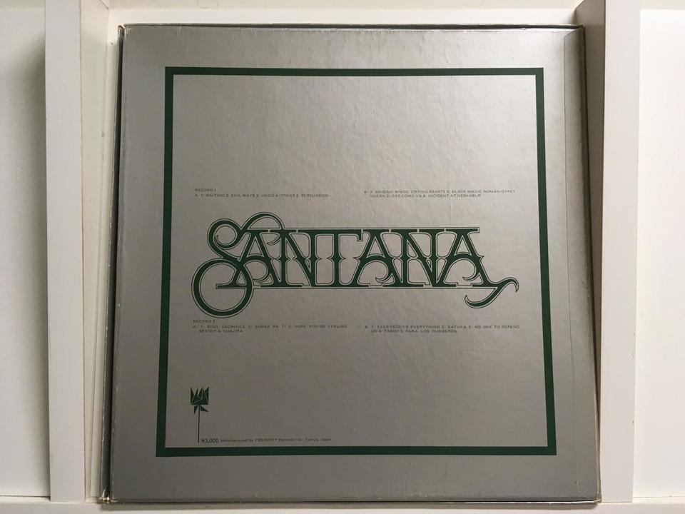 サンタナ6枚セット サンタナ 画像
