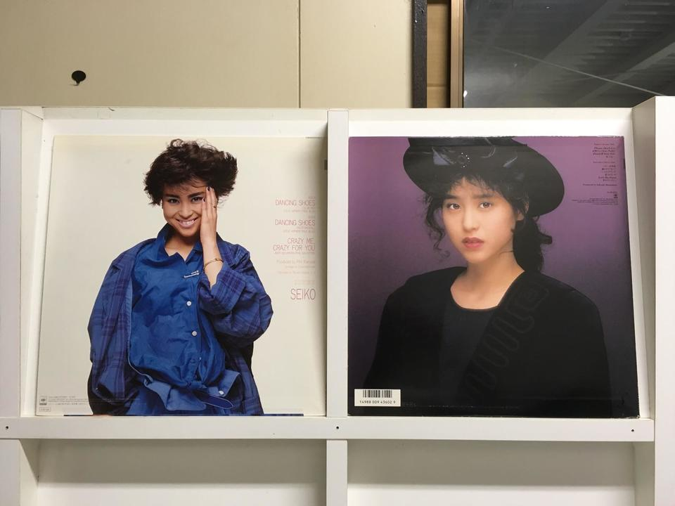 松田聖子5枚セット 松田聖子 画像