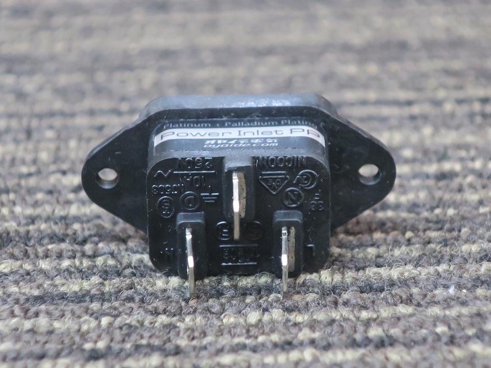 POWER INLET PP OYAIDE 画像
