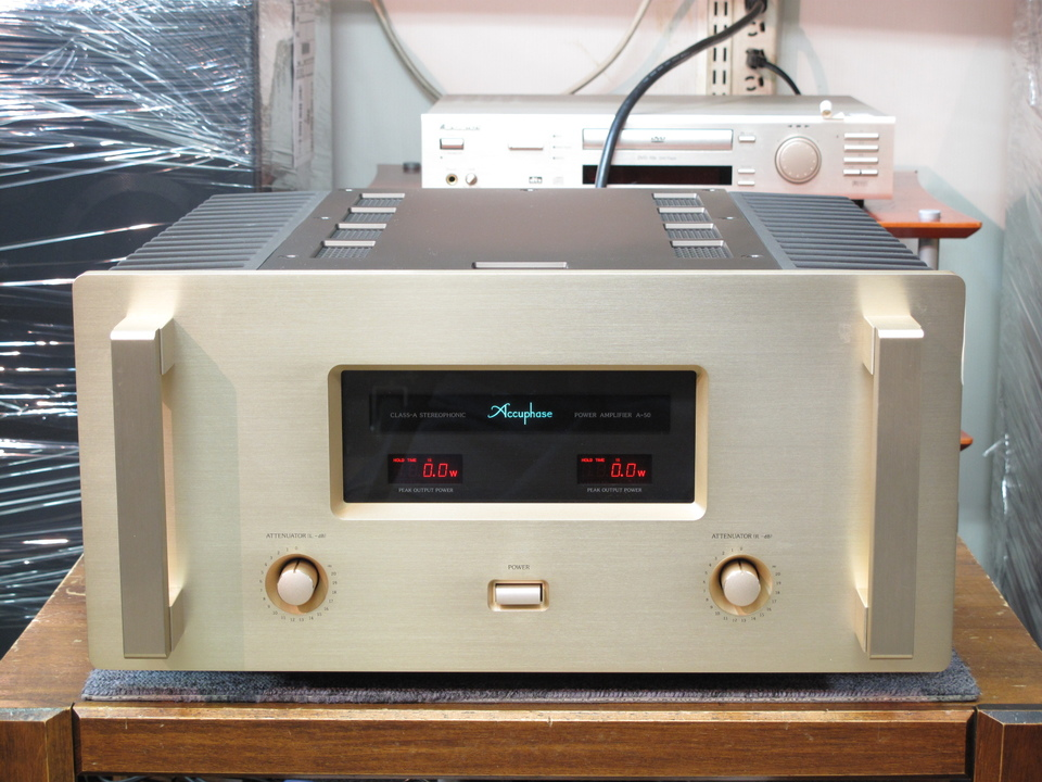 A-50 Accuphase 画像