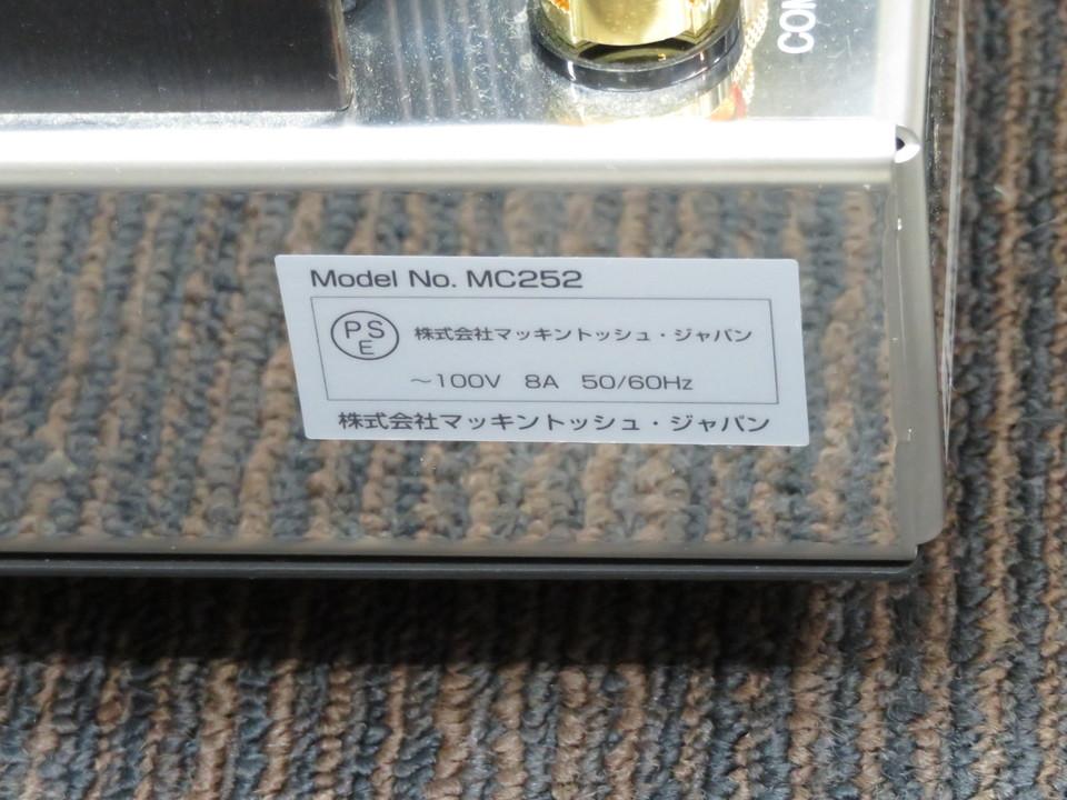MC252 McIntosh 画像