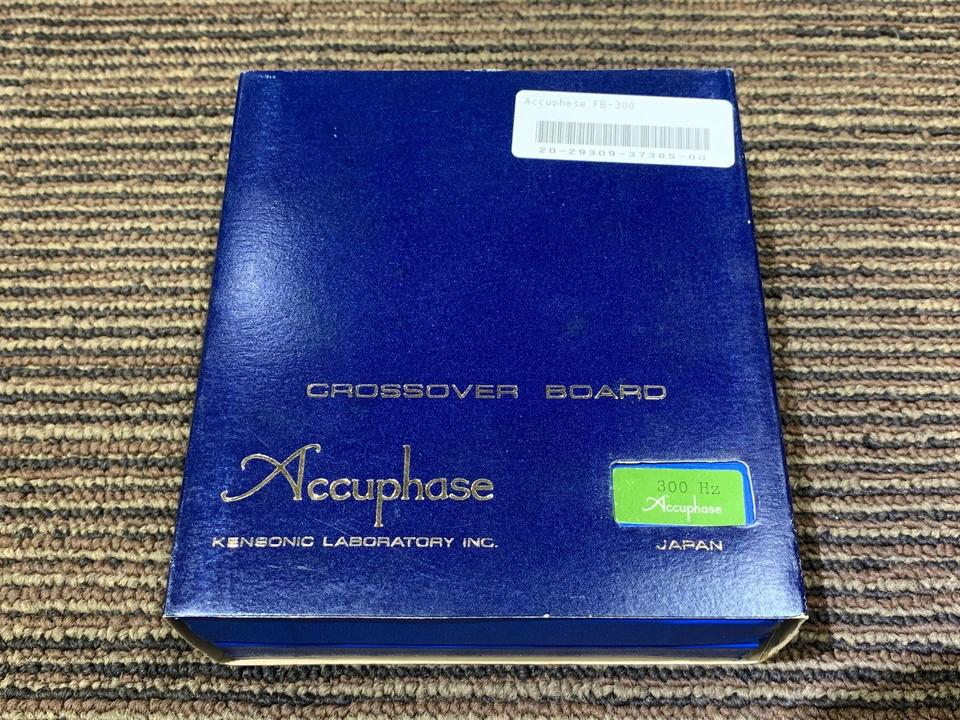CB300 Accuphase 画像