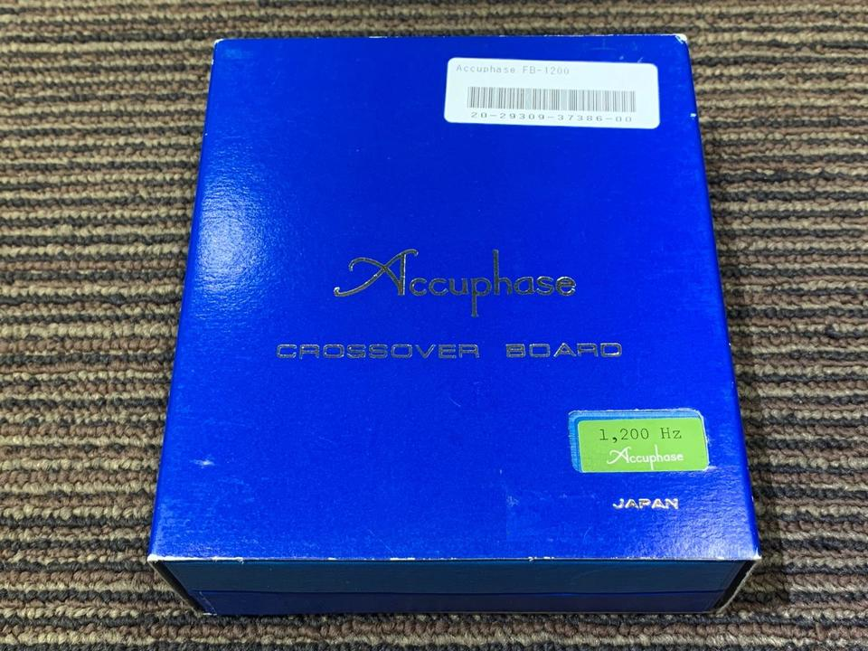 CB1200 Accuphase 画像