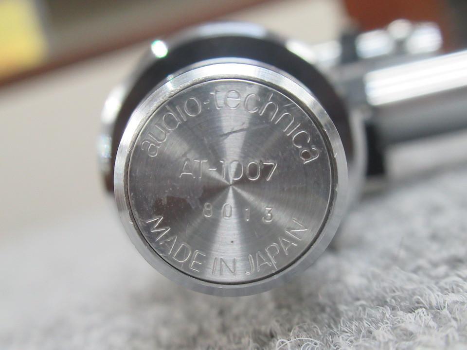 AT-1007 audio-technica 画像