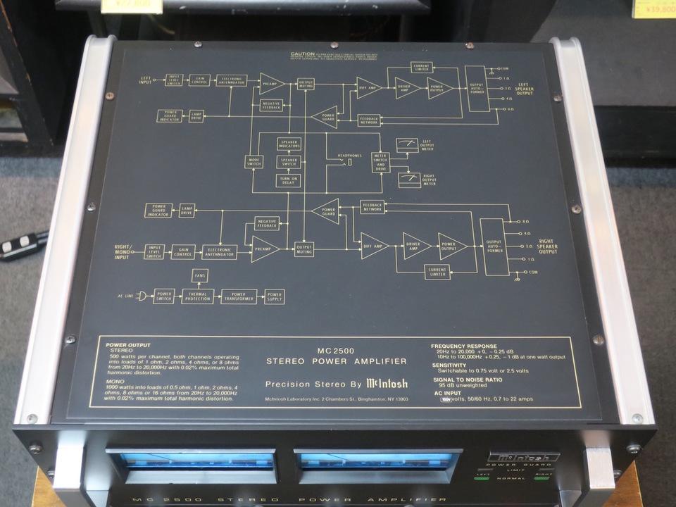 MC2500 McIntosh 画像