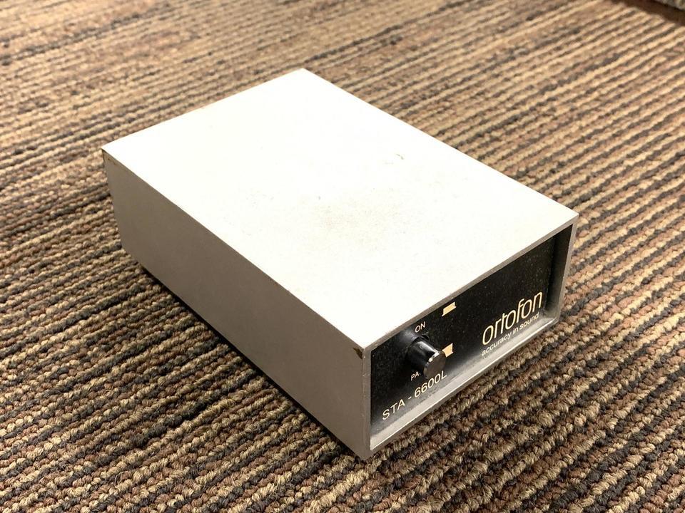 STA-6600L ortofon 画像