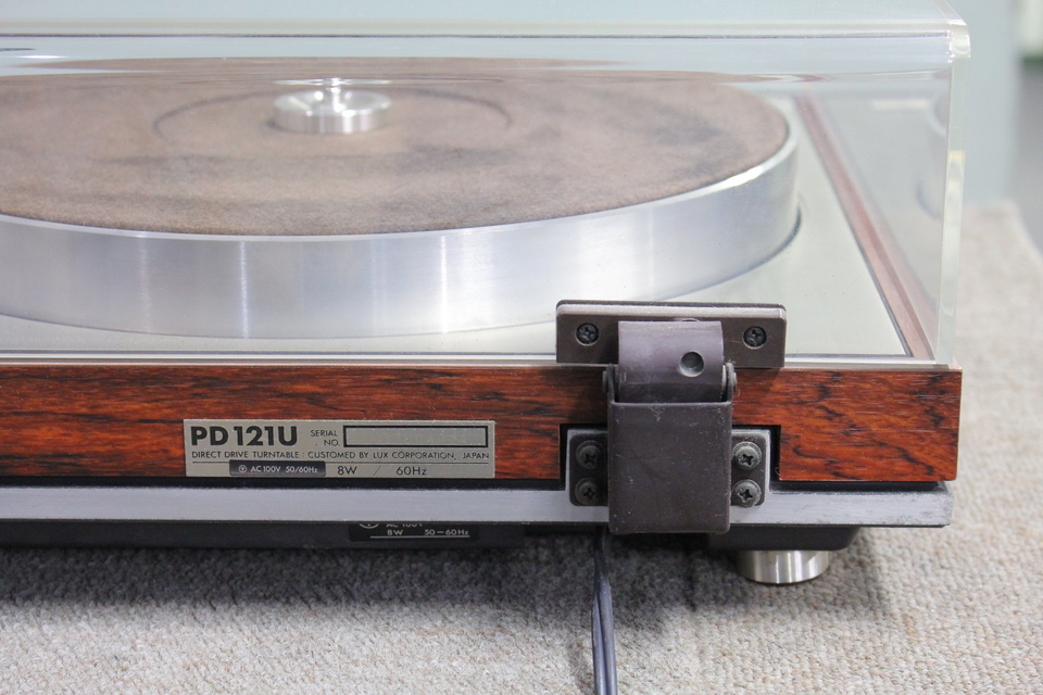 PD-121+3010R LUXMAN 画像