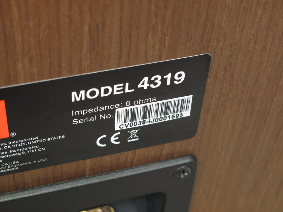 4319 JBL 画像
