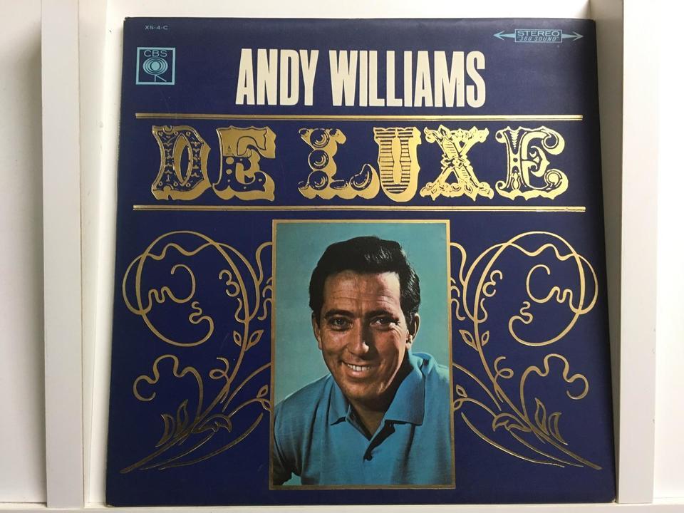 アンディ・ウィリアムス5枚セット アンディ・ウィリアムス 画像