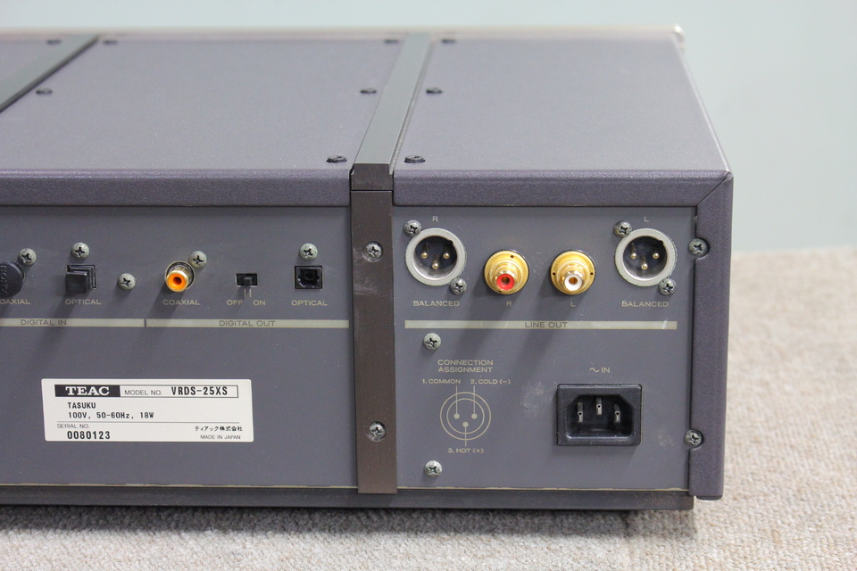 VRDS-25 TEAC 画像