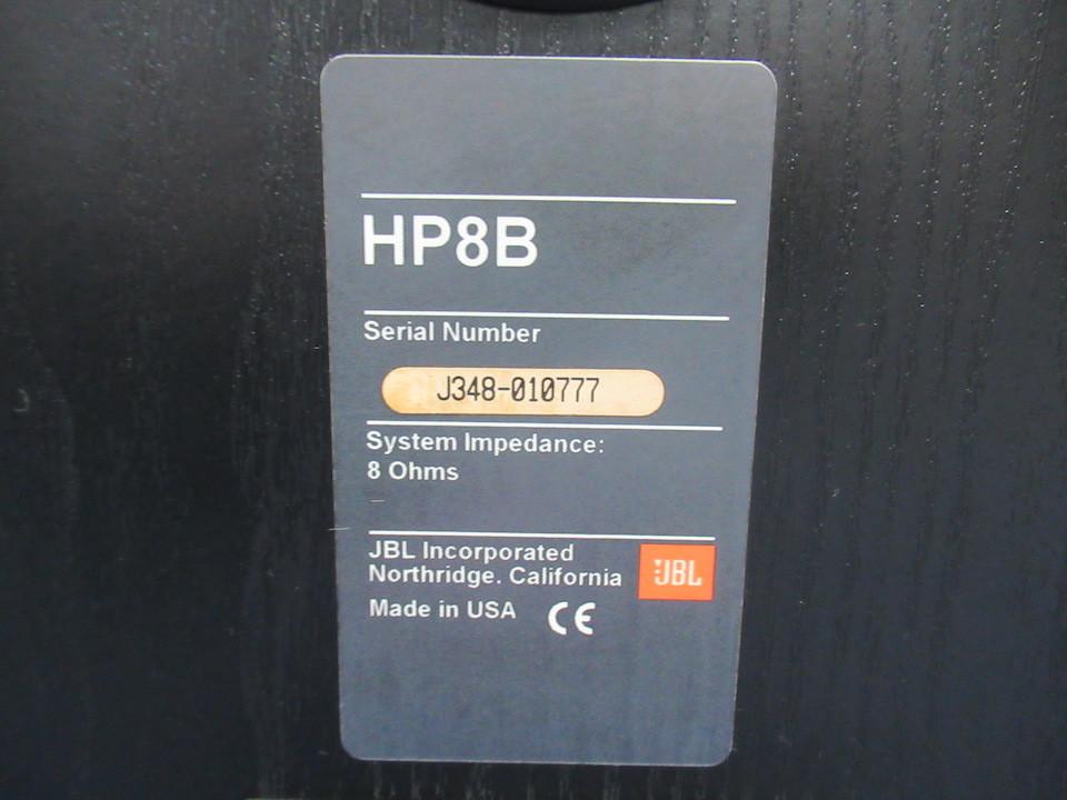 HP8B JBL 画像