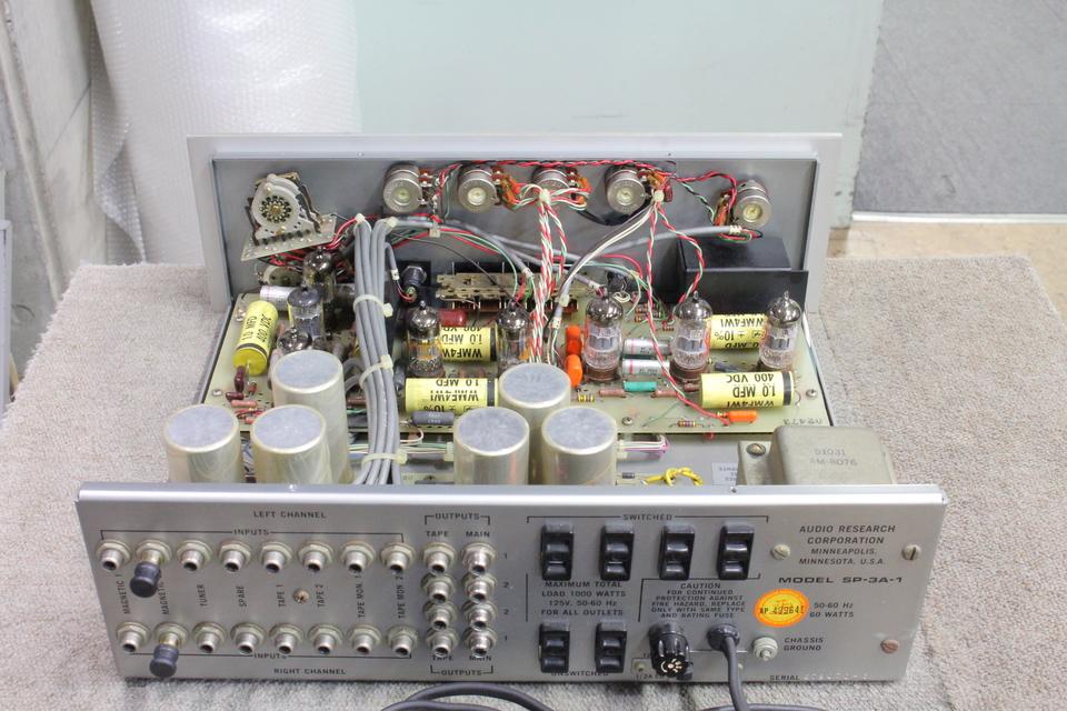 SP-3A-1 AUDIO RESEARCH 画像
