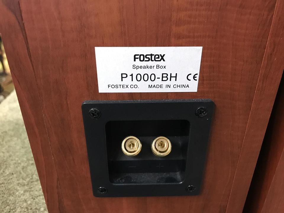 P1000-BH FOSTEX 画像