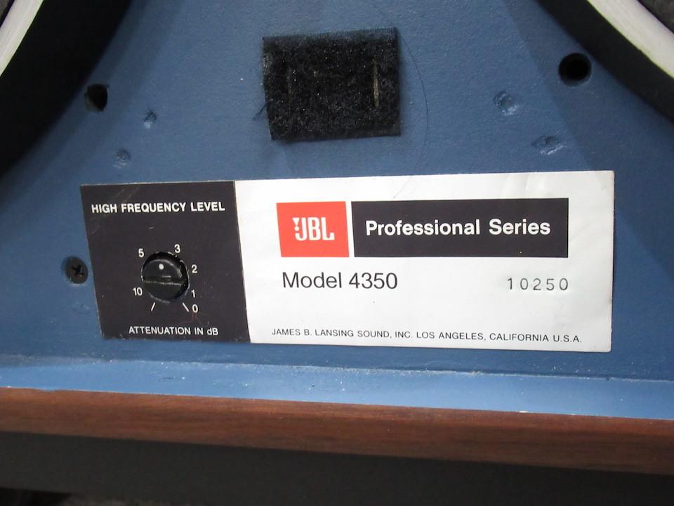 4350WX JBL 画像