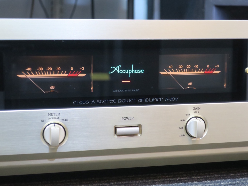 A-20V Accuphase 画像