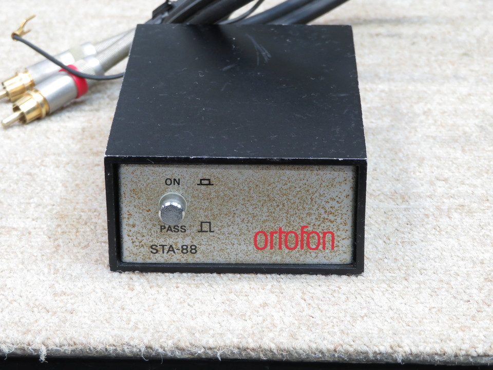 STA-88 ortofon 画像
