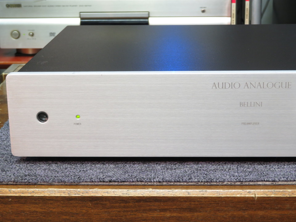 BELLINI RE AUDIO ANALOGUE 画像