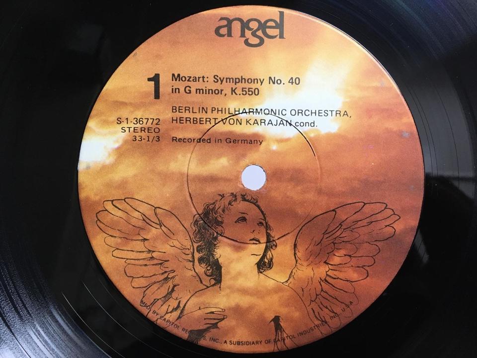 ANGELレーベル(輸入盤)5枚セット  画像