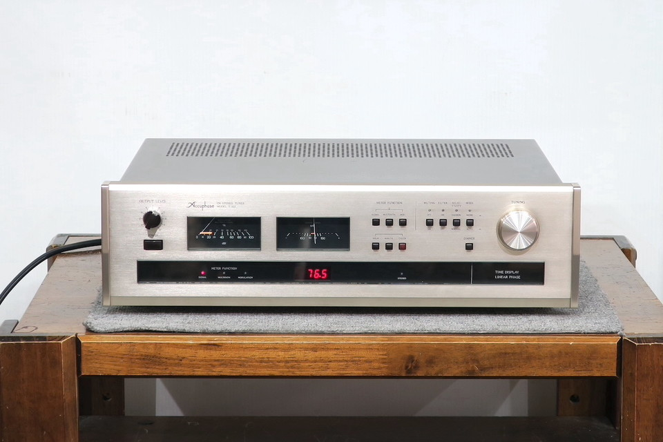 T-103 Accuphase 画像