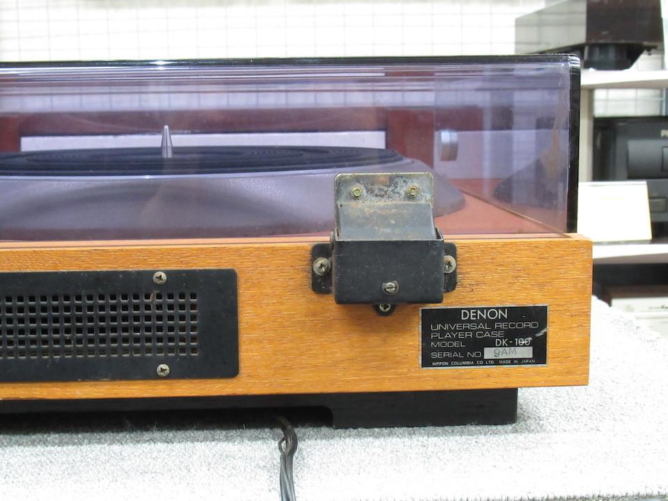 DP-3000+DK-100 DENON 画像