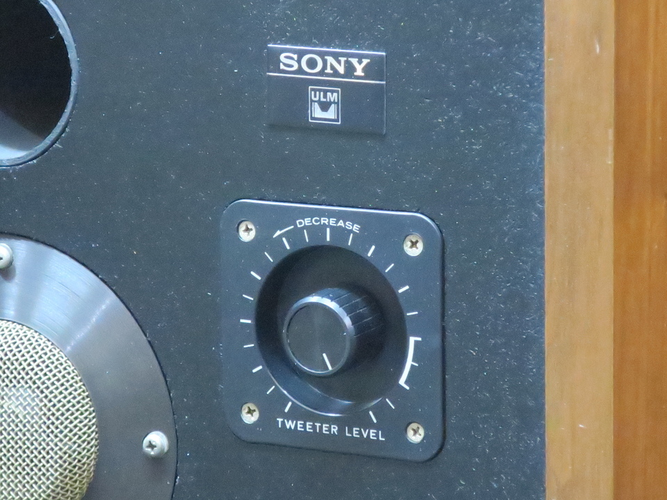 SS-7110 SONY 画像